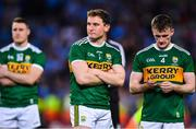 14 September 2019; Tadhg Morley, centre, and Tom O'Sullivan of Kerry dejected following the GAA Football All-Ireland Senior Championship Final Replay match between Dublin and Kerry at Croke Park in Dublin. Photo by Sam Barnes/Sportsfile