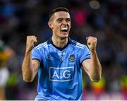 14 September 2019; Brian Fenton of Dublin celebrates at the final whistle of the GAA Football All-Ireland Senior Championship Final Replay match between Dublin and Kerry at Croke Park in Dublin. Photo by Ray McManus/Sportsfile