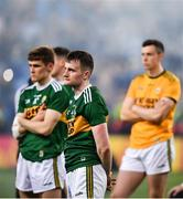 14 September 2019; Tom O'Sullivan of Kerry and team-mates following the GAA Football All-Ireland Senior Championship Final Replay match between Dublin and Kerry at Croke Park in Dublin. Photo by David Fitzgerald/Sportsfile