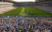 14 September 2019; A general view of Croke Park during the pre match parade prior to the GAA Football All-Ireland Senior Championship Final Replay between Dublin and Kerry at Croke Park in Dublin. Photo by Stephen McCarthy/Sportsfile