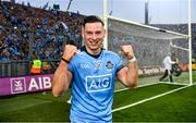 14 September 2019; Philip McMahon of Dublin celebrates at the final whistle of the GAA Football All-Ireland Senior Championship Final Replay match between Dublin and Kerry at Croke Park in Dublin. Photo by Ray McManus/Sportsfile