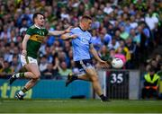 14 September 2019; Con O'Callaghan of Dublin in action against Tom O'Sullivan of Kerry during the GAA Football All-Ireland Senior Championship Final Replay match between Dublin and Kerry at Croke Park in Dublin. Photo by Ray McManus/Sportsfile