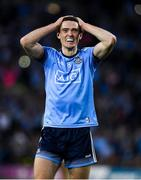 14 September 2019; Brian Fenton of Dublin celabrates at the final whistle of  the GAA Football All-Ireland Senior Championship Final Replay match between Dublin and Kerry at Croke Park in Dublin. Photo by Ray McManus/Sportsfile