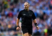 14 September 2019; Referee Conor Lane during the GAA Football All-Ireland Senior Championship Final Replay between Dublin and Kerry at Croke Park in Dublin. Photo by Piaras Ó Mídheach/Sportsfile