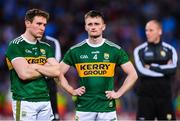 14 September 2019; Tadhg Morley, left, and Tom O'Sullivan of Kerry dejected following the GAA Football All-Ireland Senior Championship Final Replay match between Dublin and Kerry at Croke Park in Dublin. Photo by Sam Barnes/Sportsfile