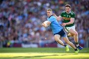 14 September 2019; Paul Mannion of Dublin in action against Tadhg Morley of Kerry during the GAA Football All-Ireland Senior Championship Final Replay between Dublin and Kerry at Croke Park in Dublin. Photo by Stephen McCarthy/Sportsfile