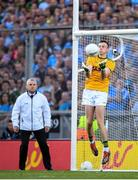 14 September 2019; Shane Ryan of Kerry during the GAA Football All-Ireland Senior Championship Final Replay between Dublin and Kerry at Croke Park in Dublin. Photo by Stephen McCarthy/Sportsfile