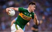 14 September 2019; Seán O'Shea of Kerry during the GAA Football All-Ireland Senior Championship Final Replay between Dublin and Kerry at Croke Park in Dublin. Photo by Stephen McCarthy/Sportsfile