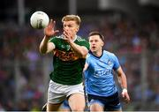 14 September 2019; Tommy Walsh of Kerry and Philly McMahon of Dublin during the GAA Football All-Ireland Senior Championship Final Replay between Dublin and Kerry at Croke Park in Dublin. Photo by Stephen McCarthy/Sportsfile
