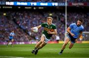 14 September 2019; Killian Spillane of Kerry amd David Byrne of Dublin during the GAA Football All-Ireland Senior Championship Final Replay between Dublin and Kerry at Croke Park in Dublin. Photo by Stephen McCarthy/Sportsfile