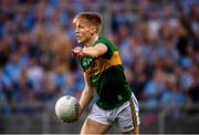 14 September 2019; Killian Spillane of Kerry during the GAA Football All-Ireland Senior Championship Final Replay between Dublin and Kerry at Croke Park in Dublin. Photo by Stephen McCarthy/Sportsfile