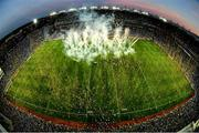 14 September 2019; A general view of Croke Park during the cup presentation to Dublin following the GAA Football All-Ireland Senior Championship Final Replay between Dublin and Kerry at Croke Park in Dublin. Photo by Stephen McCarthy/Sportsfile