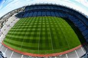 14 September 2019; A general view of Croke Park prior to the GAA Football All-Ireland Senior Championship Final Replay between Dublin and Kerry at Croke Park in Dublin. Photo by Stephen McCarthy/Sportsfile