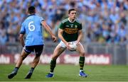 14 September 2019; David Moran of Kerry in action against James McCarthy of Dublin during the GAA Football All-Ireland Senior Championship Final Replay match between Dublin and Kerry at Croke Park in Dublin. Photo by Sam Barnes/Sportsfile
