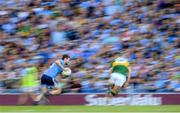 14 September 2019; Jack McCaffrey of Dublin during the GAA Football All-Ireland Senior Championship Final Replay match between Dublin and Kerry at Croke Park in Dublin. Photo by Ramsey Cardy/Sportsfile