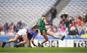 15 September 2019; Fiona O'Neill of Meath shoots to score her side's first goal during the TG4 All-Ireland Ladies Football Intermediate Championship Final match between Meath and Tipperary at Croke Park in Dublin. Photo by Stephen McCarthy/Sportsfile