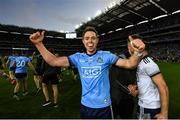 14 September 2019; Dean Rock of Dublin celebrates following the GAA Football All-Ireland Senior Championship Final Replay match between Dublin and Kerry at Croke Park in Dublin. Photo by David Fitzgerald/Sportsfile