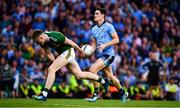 14 September 2019; Diarmuid Connolly of Dublin in action against Jason Foley of Kerry during the GAA Football All-Ireland Senior Championship Final Replay match between Dublin and Kerry at Croke Park in Dublin. Photo by David Fitzgerald/Sportsfile