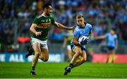 14 September 2019; Jonny Cooper of Dublin in action against Jack Sherwood of Kerry during the GAA Football All-Ireland Senior Championship Final Replay match between Dublin and Kerry at Croke Park in Dublin. Photo by David Fitzgerald/Sportsfile