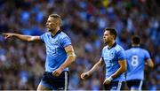14 September 2019; Paul Mannion of Dublin during the GAA Football All-Ireland Senior Championship Final Replay match between Dublin and Kerry at Croke Park in Dublin. Photo by David Fitzgerald/Sportsfile