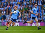 14 September 2019; Jonny Cooper of Dublin, left, during the GAA Football All-Ireland Senior Championship Final Replay between Dublin and Kerry at Croke Park in Dublin. Photo by Seb Daly/Sportsfile