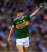 14 September 2019; Seán O'Shea of Kerry during the GAA Football All-Ireland Senior Championship Final Replay between Dublin and Kerry at Croke Park in Dublin. Photo by Seb Daly/Sportsfile