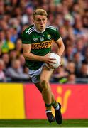 14 September 2019; Killian Spillane of Kerry during the GAA Football All-Ireland Senior Championship Final Replay between Dublin and Kerry at Croke Park in Dublin. Photo by Seb Daly/Sportsfile