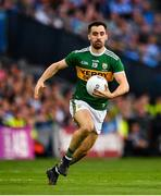 14 September 2019; Jack Sherwood of Kerry during the GAA Football All-Ireland Senior Championship Final Replay between Dublin and Kerry at Croke Park in Dublin. Photo by Seb Daly/Sportsfile