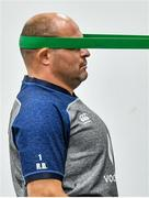 16 September 2019; Captain Rory Best during an Ireland Rugby gym session at the Ichihara Suporeku Park in Ichihara, Japan. Photo by Brendan Moran/Sportsfile