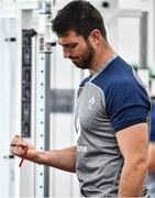 16 September 2019; Jean Kleyn during an Ireland Rugby gym session at the Ichihara Suporeku Park in Ichihara, Japan. Photo by Brendan Moran/Sportsfile