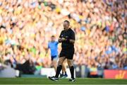 14 September 2019; Referee Conor Lane during the GAA Football All-Ireland Senior Championship Final Replay match between Dublin and Kerry at Croke Park in Dublin. Photo by Eóin Noonan/Sportsfile