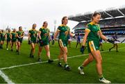 15 September 2019; Katie Newe of Meath during the TG4 All-Ireland Ladies Football Intermediate Championship Final match between Meath and Tipperary at Croke Park in Dublin. Photo by Stephen McCarthy/Sportsfile
