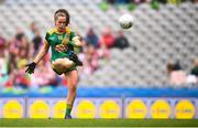 15 September 2019; Emma Duggan of Meath during the TG4 All-Ireland Ladies Football Intermediate Championship Final match between Meath and Tipperary at Croke Park in Dublin. Photo by Stephen McCarthy/Sportsfile