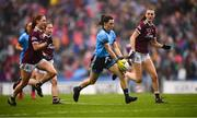 15 September 2019; Lyndsey Davey of Dublin during the TG4 All-Ireland Ladies Football Senior Championship Final match between Dublin and Galway at Croke Park in Dublin. Photo by Stephen McCarthy/Sportsfile