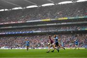 15 September 2019; Tracey Leonard of Galway during the TG4 All-Ireland Ladies Football Senior Championship Final match between Dublin and Galway at Croke Park in Dublin. Photo by Stephen McCarthy/Sportsfile