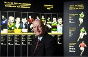 17 September 2019; Former Cork footballer Larry Tompkins in attendance at the GAA Museum where he was inducted into the Hall of Fame during the GAA Museum Hall of Fame 2019 at Croke Park in Dublin. Photo by David Fitzgerald/Sportsfile