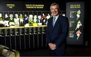 17 September 2019; Former Meath footballer Colm O'Rourke in attendance at the GAA Museum where he was inducted into the Hall of Fame during the GAA Museum Hall of Fame 2019 at Croke Park in Dublin. Photo by David Fitzgerald/Sportsfile