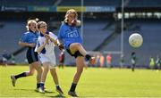 17 September 2019; Kate O'Brien of Dublin in action against Connacht during the M.Donnelly GAA Football for ALL Interprovincial Finals at Croke Park in Dublin. Photo by Sam Barnes/Sportsfile