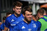 14 September 2019; Brian Deeny of Leinster A ahead of the Celtic Cup match between Leinster A and Ulster A at Energia Park in Donnybrook, Dublin. Photo by Ramsey Cardy/Sportsfile