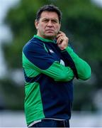 18 September 2019; IRFU Performance Director David Nucifora during Ireland Rugby squad training at the Ichihara Suporeku Park in Ichihara, Japan. Photo by Brendan Moran/Sportsfile