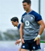 18 September 2019; Joey Carbery during Ireland Rugby squad training at the Ichihara Suporeku Park in Ichihara, Japan. Photo by Brendan Moran/Sportsfile