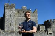 18 September 2019; Tipperary's Jerome Cahill with the 2019 Bord Gáis Energy U-20 Player of the Year Award. The Kilruane MacDonagh's man was influential for Liam Cahill's side this summer as they claimed the first All-Ireland title at the new U-20 grade. Photo by Piaras Ó Mídheach/Sportsfile