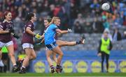 15 September 2019; Carla Rowe of Dublin during the TG4 All-Ireland Ladies Football Senior Championship Final match between Dublin and Galway at Croke Park in Dublin. Photo by Piaras Ó Mídheach/Sportsfile