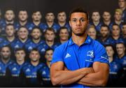 23 September 2019; The Ken Wall Centre of Excellence will be formally opened by Minister for Sport Shane Ross, T.D. and Leinster Rugby CEO Mick Dawson today. The Ken Wall Centre of Excellence was built by Extraspace Solutions and it took 11 months to build. It was fully functional from 1st July 2019 when the doors were opened for the first time to this season's age grade male and female players. The Centre is 606 sq. metres in total and is fully operational with a gym (210 sq. metres), two meeting rooms, a large open plan office with space for 20 staff, two dressing rooms and showers, a medical room and a kitchen. The Centre, which cost €1.5m to build, was funded by the Department of Sport's Capital Funds Programme, the IRFU and by private investment, and will be home to the Leinster Rugby Sub-Academy as well as the Leinster Age Grade programme. Also in attendance at the launch were members of the Wall family, who made a significant contribution to the development of the Centre and have dedicated the Centre to the memory of their late father, Ken. Pictured is Adam Byrne of Leinster Rugby following the opening of The Ken Wall Centre of Excellence, Donnybrook, Dublin. Photo by Seb Daly/Sportsfile
