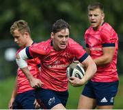 24 September 2019; Alan Tynan of Munster during a Munster Rugby Squad Training session at University of Limerick in Limerick. Photo by Matt Browne/Sportsfile