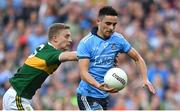 14 September 2019; Niall Scully of Dublin in action against Gavin Crowley of Kerry during the GAA Football All-Ireland Senior Championship Final Replay between Dublin and Kerry at Croke Park in Dublin. Photo by Piaras Ó Mídheach/Sportsfile