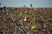 14 September 2019; A general view of supporters on Hill 16 during the GAA Football All-Ireland Senior Championship Final Replay between Dublin and Kerry at Croke Park in Dublin. Photo by Piaras Ó Mídheach/Sportsfile