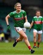 6 July 2019; Grace Kelly of Mayo during the 2019 TG4 Connacht Ladies Senior Football Final replay between Galway and Mayo at the LIT Gaelic Grounds in Limerick. Photo by Brendan Moran/Sportsfile