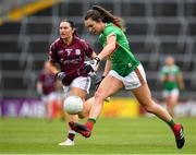 6 July 2019; Niamh Kelly of Mayo during the 2019 TG4 Connacht Ladies Senior Football Final replay between Galway and Mayo at the LIT Gaelic Grounds in Limerick. Photo by Brendan Moran/Sportsfile