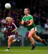 6 July 2019; Sinead Cafferky of Mayo during the 2019 TG4 Connacht Ladies Senior Football Final replay between Galway and Mayo at the LIT Gaelic Grounds in Limerick. Photo by Brendan Moran/Sportsfile